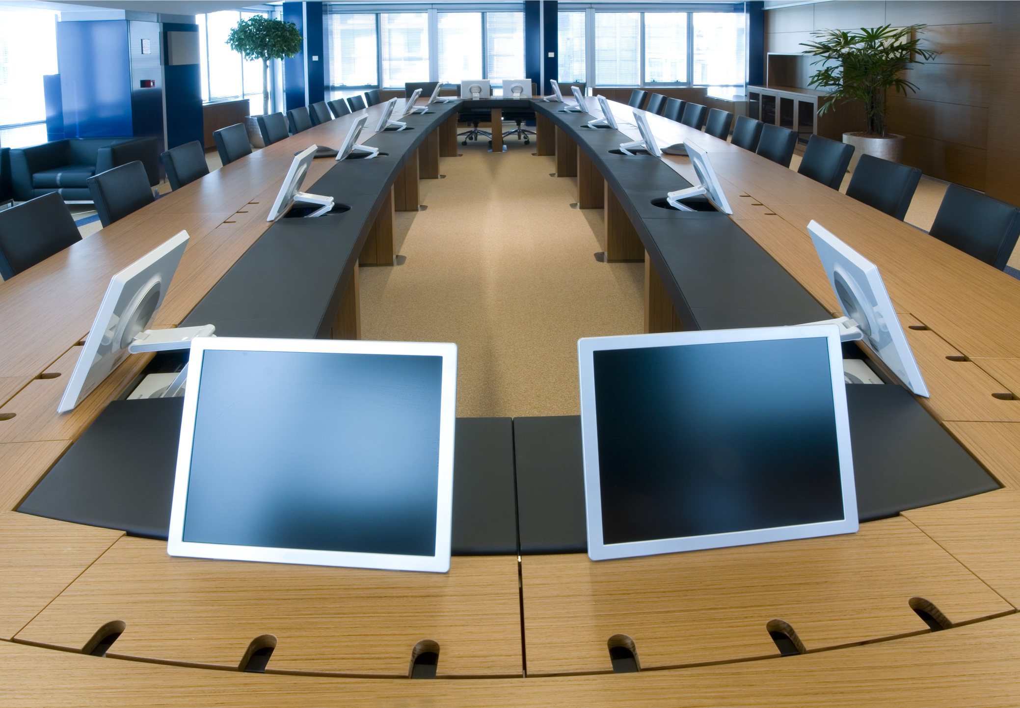 Audio Visual Solutions for Conference Room with VSSi