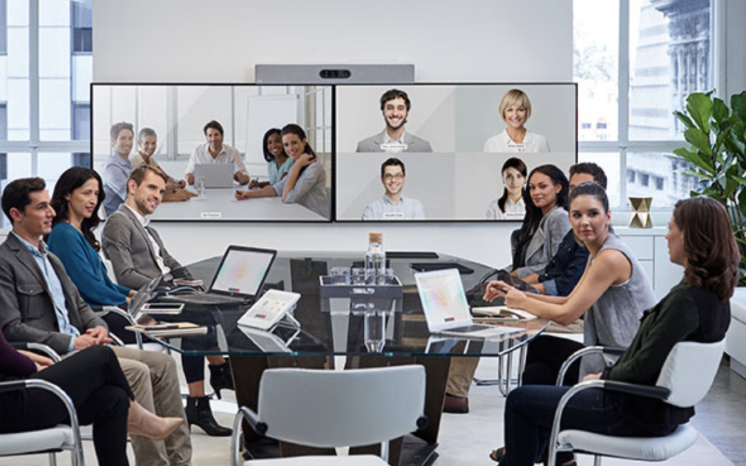 Why Should Businesses Integrate Video Conferencing Systems into Their Workplace?