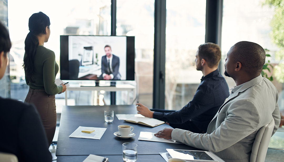 Two Giant Players in the AV Industry – Cisco and Polycom Systems